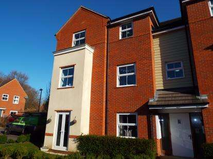 2 Bedrooms Flat for sale in Whiteley, Fareham