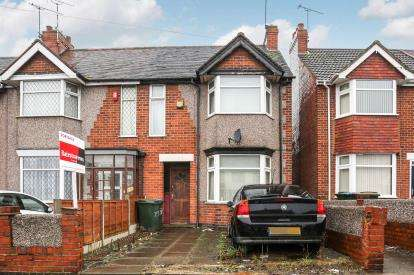 2 Bedrooms Terraced House for sale in Sewall Highway, Coventry, West Midlands