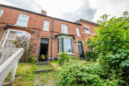 4 Bedrooms Terraced House for sale in Rowley Street, Walsall, West Midlands
