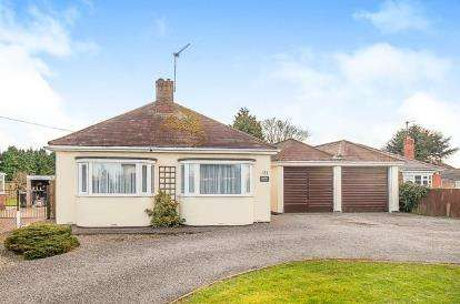 4 Bedrooms Bungalow for sale in Eastwood Road, Boston, Lincolnshire, England