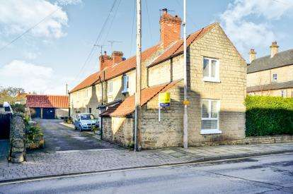2 Bedrooms End Of Terrace House for sale in High Street, Mansfield Woodhouse, Mansfield, Nottinghamshire