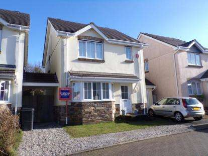 3 Bedrooms Detached House for sale in Bodmin, Cornwall