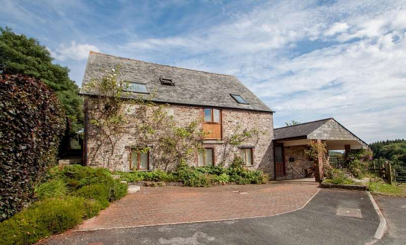 4 Bedrooms Unique Property for sale in Bickleigh, Plymouth