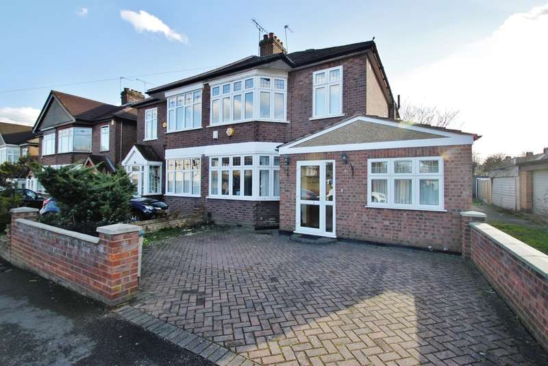 4 Bedrooms Semi Detached House for sale in Wansford Road, Woodford Green