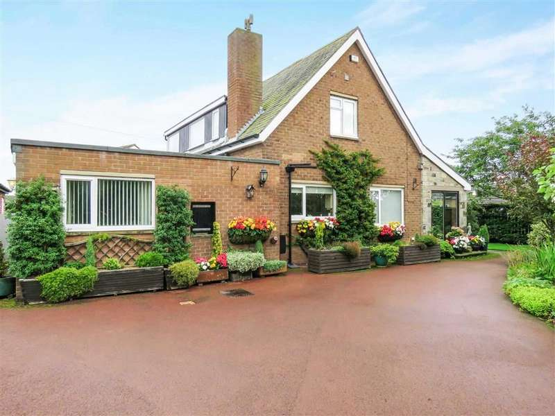5 Bedrooms Detached House for sale in Beal Bank, Warkworth, Northumberland