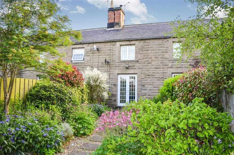 2 Bedrooms Terraced House for sale in The Cottages, Chathill, Northumberland