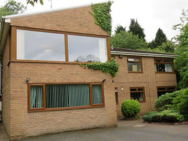 6 Bedrooms Detached House for sale in The Dell, Morpeth, Northumberland