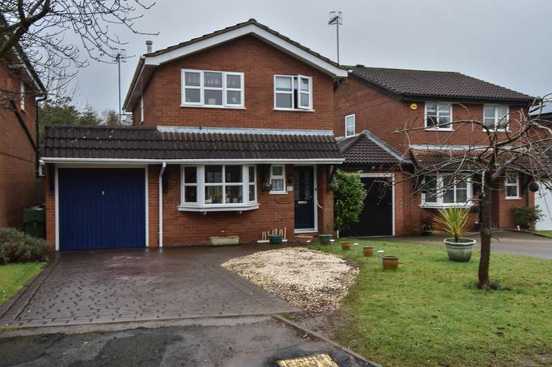 4 Bedrooms Detached House for sale in Beaumont Lawns, Marlbrook, Bromsgrove, B60