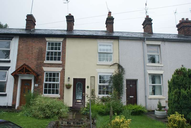 2 Bedrooms Terraced House for rent in Hanbury Road, Droitwich, WR9