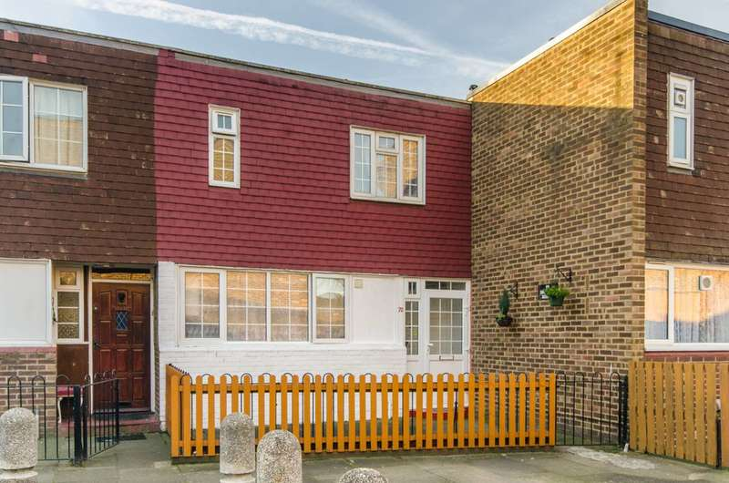 3 Bedrooms House for sale in Ida Road, Tottenham, N15
