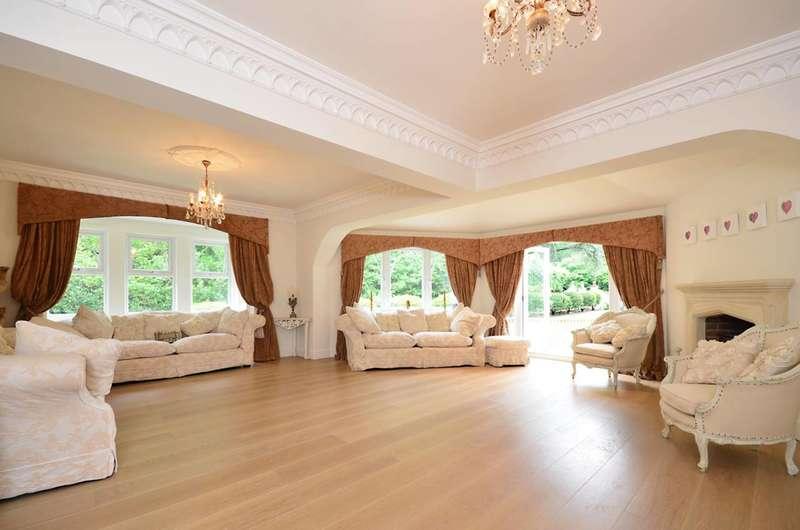 5 Bedrooms Detached House for rent in Aldershot Road, Pirbright, GU24
