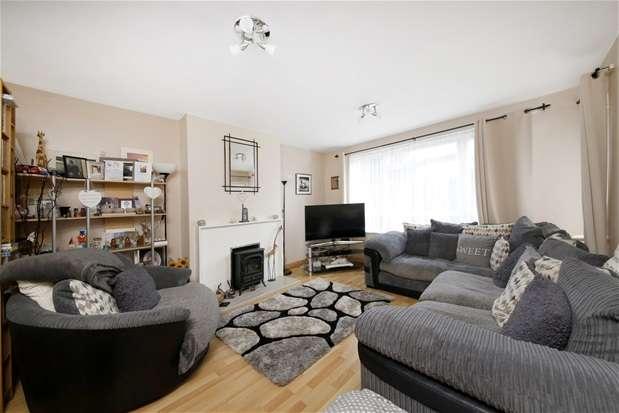 2 Bedrooms Maisonette Flat for sale in Barston Road, London