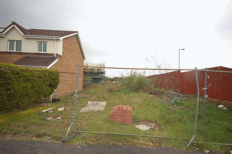 Property for sale in Plot 61, Rowan Tree Avenue, Baglan, Port Talbot