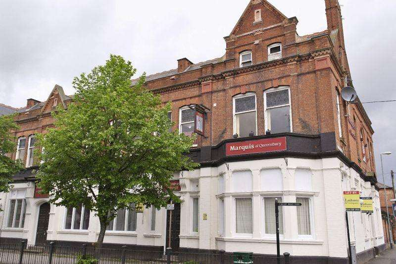 2 Bedrooms Apartment Flat for sale in Marquis Court,Blaby Road, South Wigston