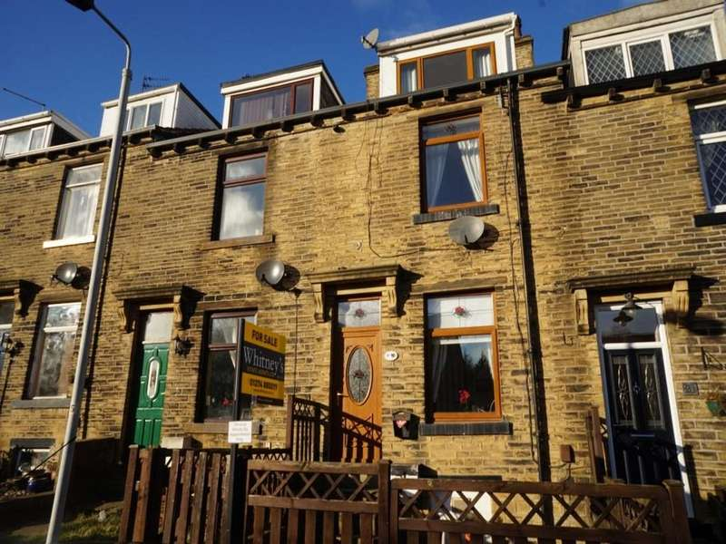 4 Bedrooms Terraced House for sale in Lavinia Terrace, Clayton
