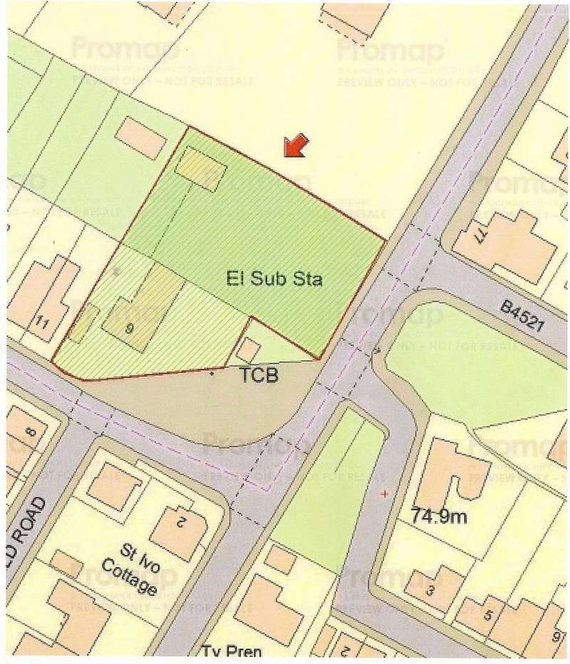 3 Bedrooms Plot Commercial for sale in Park Crescent, Abergavenny NP7