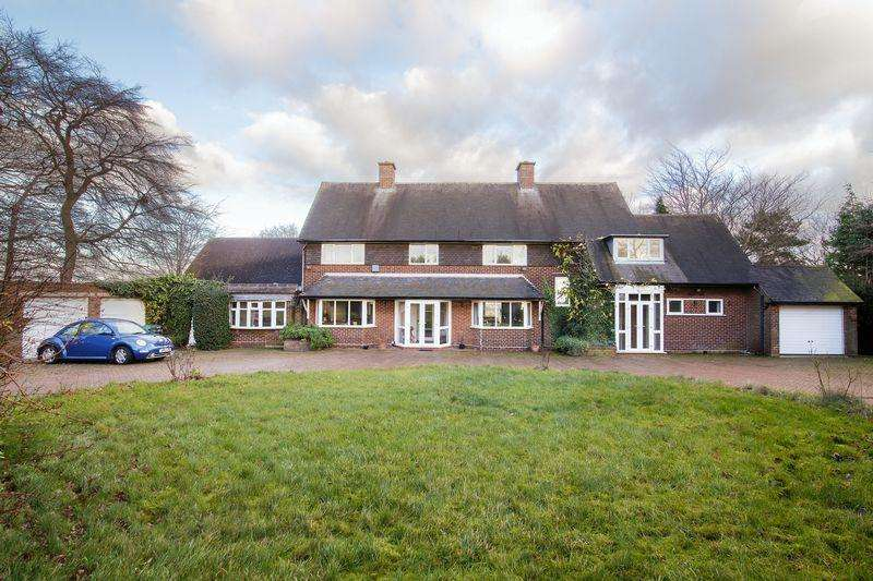 6 Bedrooms Detached House for sale in Longwood House Cottage, Longwood Road, Aldridge