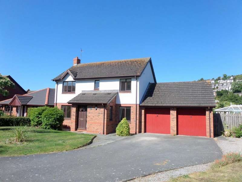 4 Bedrooms Detached House for sale in Plas Penrhyn, Penrhyn Bay