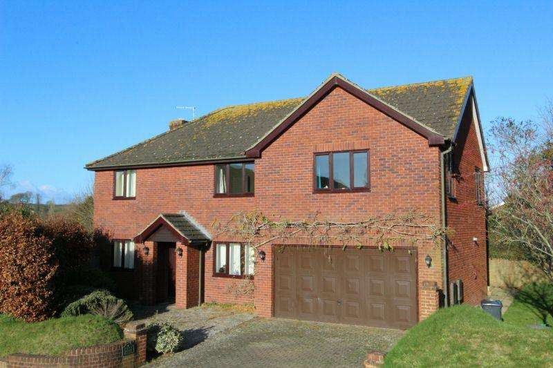 4 Bedrooms Detached House for sale in TIPTON ST JOHN