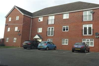 2 Bedrooms Flat for rent in WINDRUSH CLOSE, PELSALL, WS3