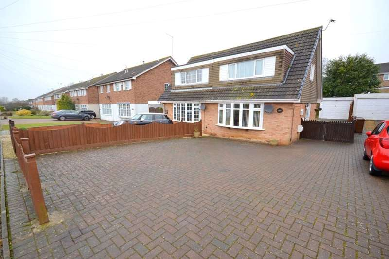 2 Bedrooms Semi Detached House for sale in Spinney Hill Road, Northampton, NN3