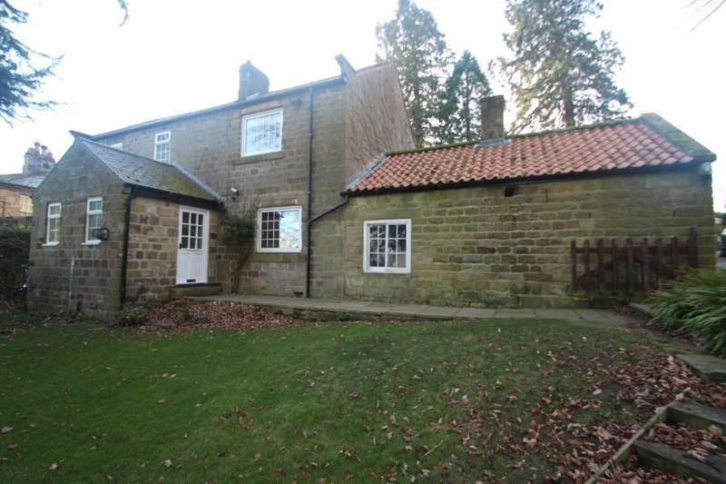 3 Bedrooms Country House Character Property for rent in LITTLE SUN HOUSE, NEW ROAD, HIGH BIRSTWITH, HG3 2JF