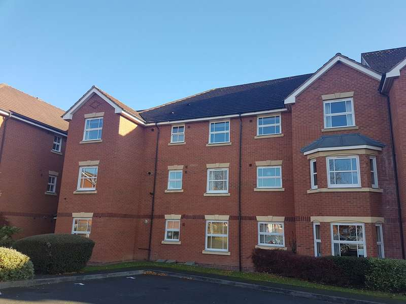 2 Bedrooms Apartment Flat for sale in Hardy Court, Worcester WR3