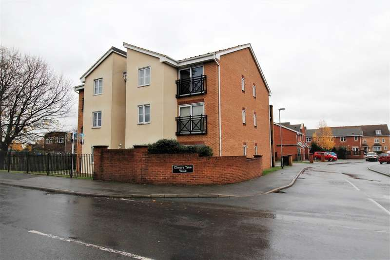 1 Bedroom Apartment Flat for sale in Cherry Walk, Knottingley, WF11