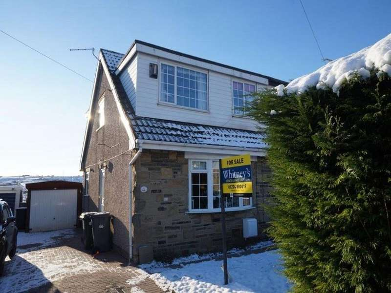 3 Bedrooms Semi Detached House for sale in Hillcrest Road, Thornton