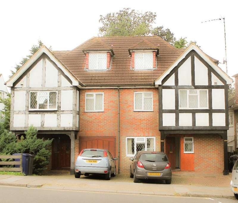 2 Bedrooms Flat for sale in North End Road