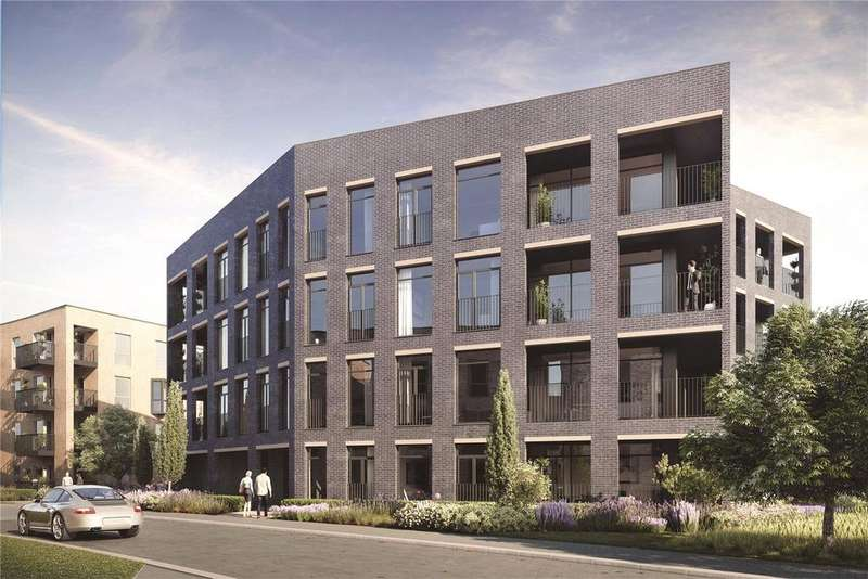 2 Bedrooms Flat for sale in Plot 9, Mosaics, Barton Fields Road, Headington, Oxford, OX3