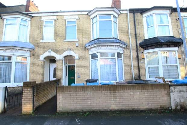 6 Bedrooms Terraced House for sale in Park Grove, Hull, North Humberside, HU5 2UR