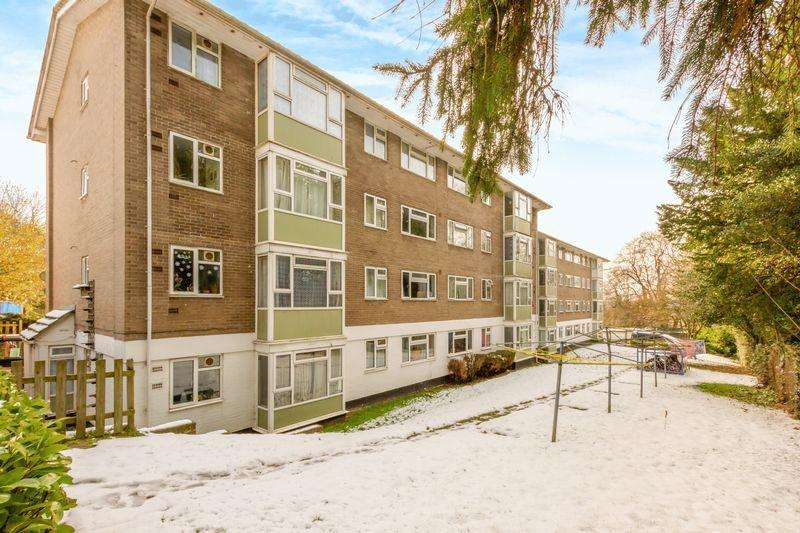 2 Bedrooms Flat for sale in Southfield Park, Oxford