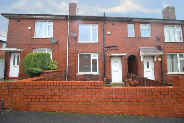 2 Bedrooms Terraced House for sale in Salts Street, Oldham, Lancashire, OL2 7SS