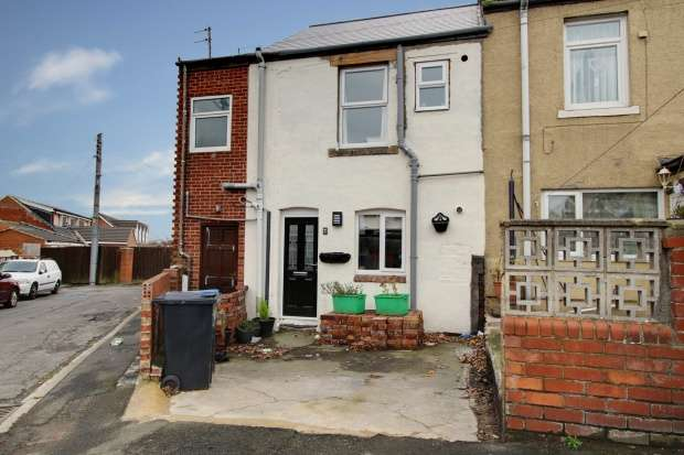 2 Bedrooms Terraced House for sale in Jubilee Terrace, Crook, Durham, DL15 0QW