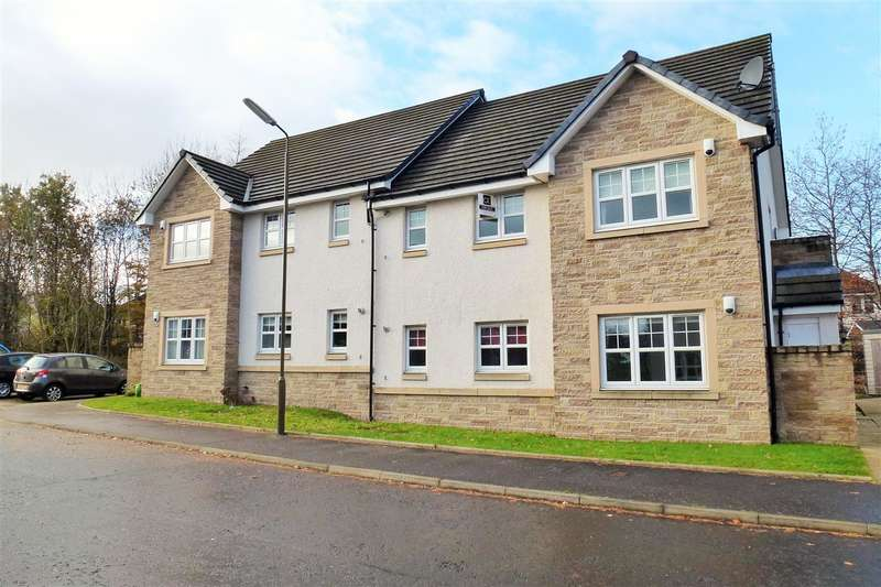 2 Bedrooms Apartment Flat for rent in Endrick Court, Larbert