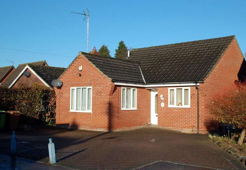 2 Bedrooms Detached Bungalow for sale in Kingsway, North Walsham