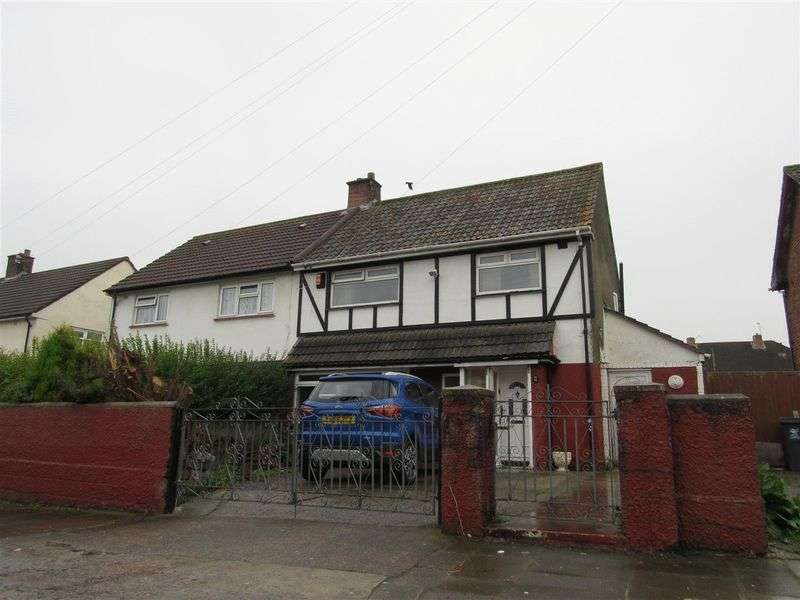 Property for sale in Heol Pant Y Deri Caerau Cardiff CF5 5PL
