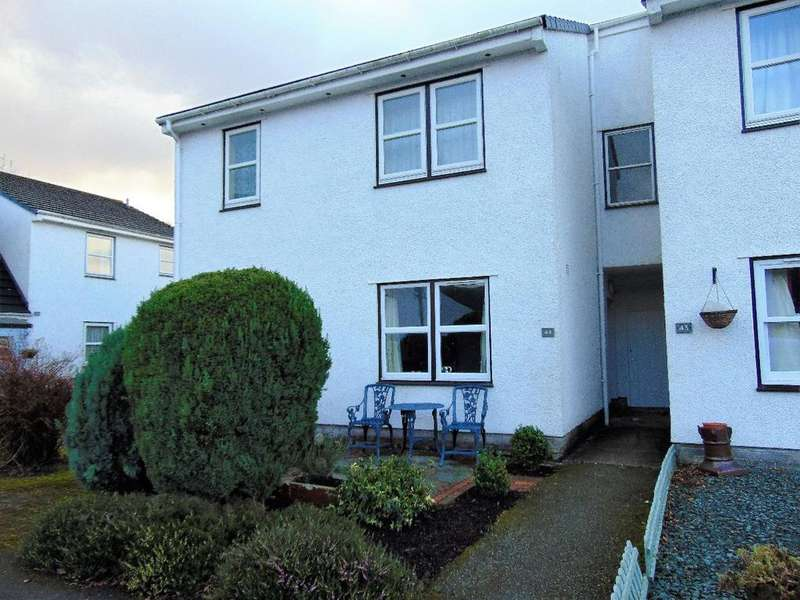 2 Bedrooms Apartment Flat for sale in 44 Castlehead Close, Keswick, CA12 4DJ