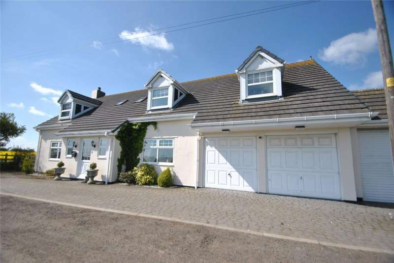 5 Bedrooms Detached House for sale in Seaton Moor Cottage, Seaton, Seaham, Co. Durham, SR7