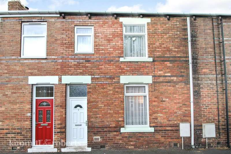 3 Bedrooms Terraced House for sale in Chapel Row, Philadelphia, Houghton le Spring, Tyne and Wear, DH4
