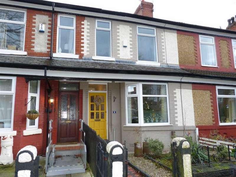 3 Bedrooms Terraced House for sale in Grange Road, Chorlton