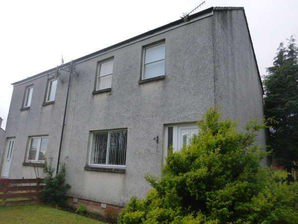 3 Bedrooms Semi-detached Villa House for sale in 10 Charles Gardens, Kirn, Dunoon, PA23 8EX
