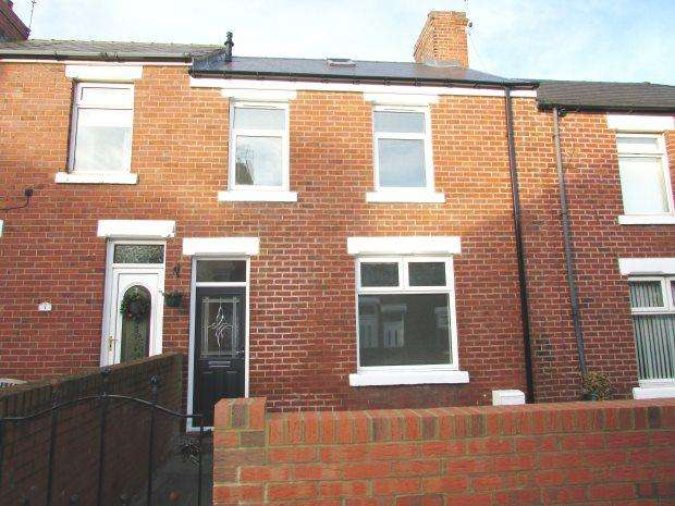 3 Bedrooms Terraced House for sale in ELIZABETH STREET, SEAHAM, SEAHAM DISTRICT