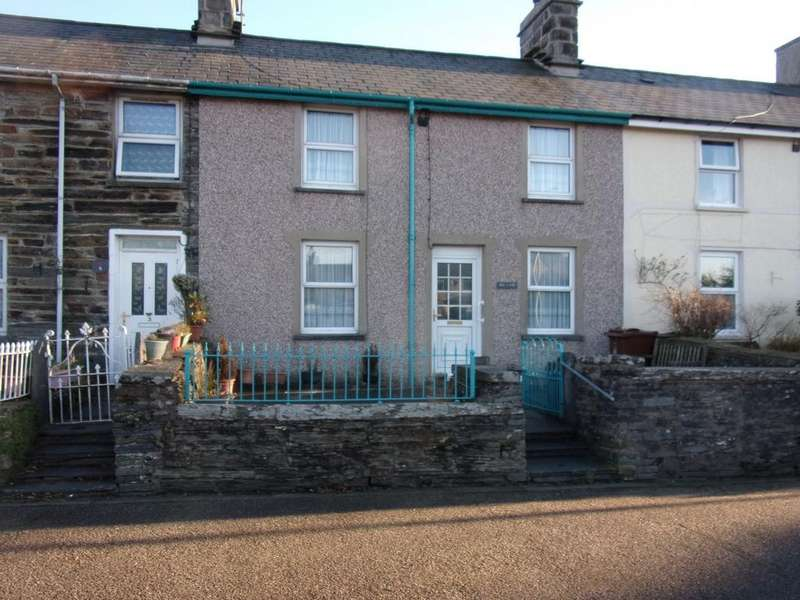 3 Bedrooms Terraced House for sale in Highgate Terrace, Llan Ffestiniog LL41