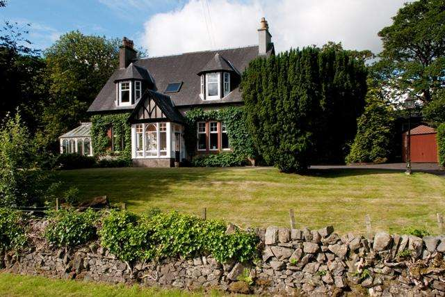 4 Bedrooms Detached House for sale in Guinea Well Cottage, Barrhill, South Ayrshire, KA26