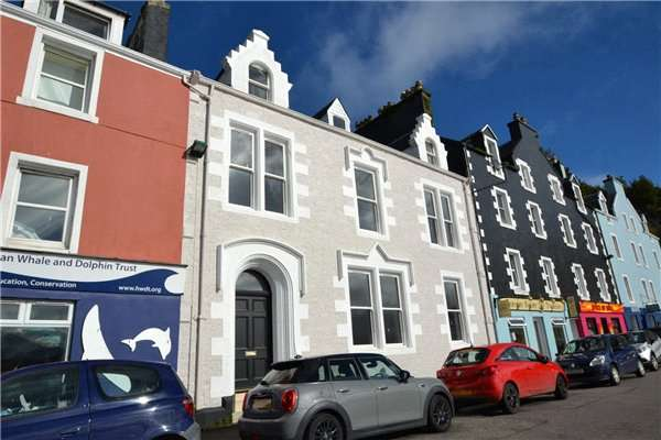 7 Bedrooms Terraced House for sale in 27 Main Street, Tobermory, Isle of Mull, Argyll and Bute, PA75