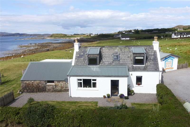 3 Bedrooms Retail Property (high Street) Commercial for sale in Isle Of Ewe Smokehouse, 12 Ormiscaig, Aultbea, Achnasheen, IV22
