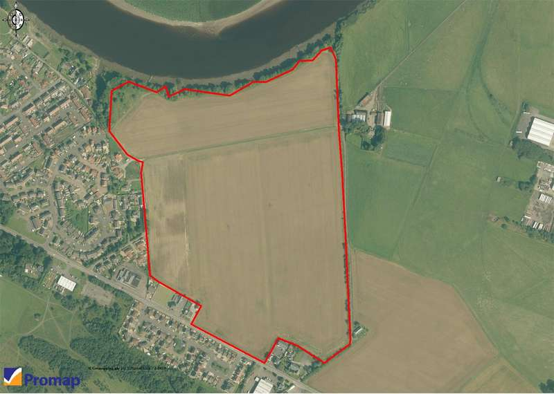 Land Commercial for sale in Land At Fallin, Fallin, Stirling, Stirlingshire, FK7