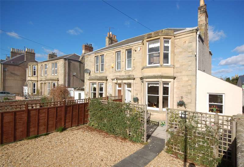 3 Bedrooms Semi Detached House for sale in Claremont, 8 Abbotsford Grove, Kelso, Scottish Borders, TD5